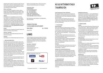 Reiseinformationen Frankreich 2013