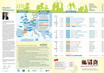 Sprachreisen für Kinder & Jugendliche 2010