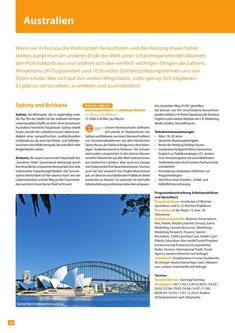 Study, Work and Volunteer Australien 2014
