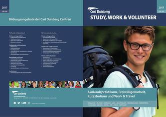 Study, Work and Volunteer 2017