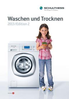 Waschen & Trocknen 2013