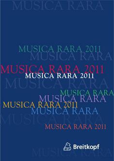 MUSICA RARA 2011
