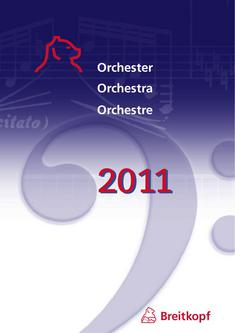 Orchester 2011