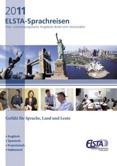 Sprachreisen für Erwachsene 2011