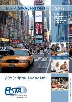 Sprachreisen für Erwachsene 2013