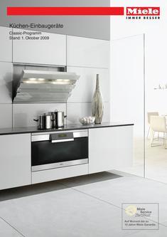 Küchen einbaugeräte