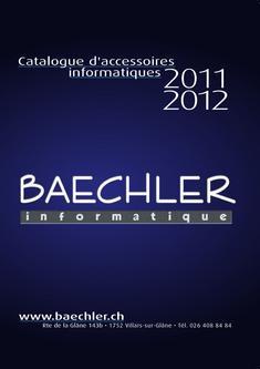 Informatik Accesoires 2011/12