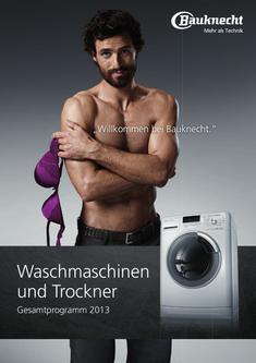 Waschmaschinen und Trockner 2013/2014