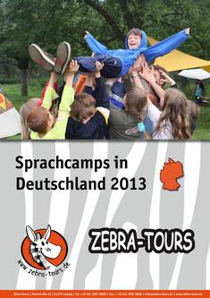 Sprachcamps in Deutschland 2014