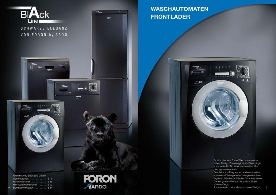 Retro Kühlschrank Foron : Foron  von ardo deutschland