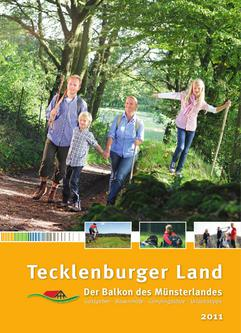 Tecklenburger Land Reisemagazin 2011