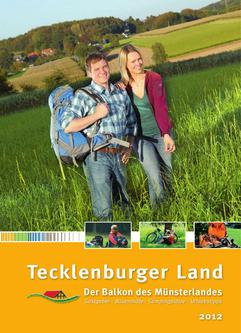 Tecklenburger Land Reisemagazin 2012
