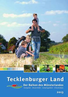 Tecklenburger Land Reisemagazin 2013