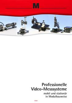 Professionelle Video Messsysteme