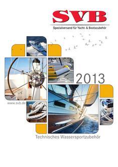 Technisches Wassersportzubehör 2013