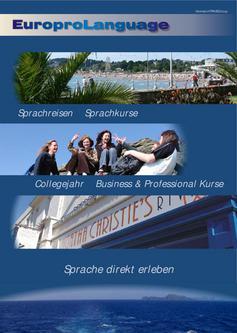 Sprachreisen / Sprachkurse 2011