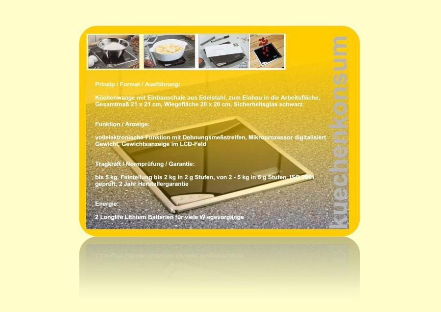 Seite 17 Von Einbau Kuchenwaage