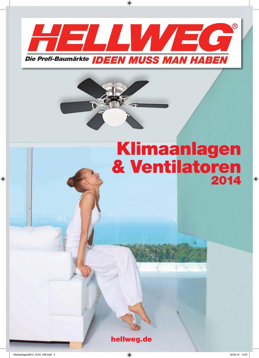 Seite 12 Von Klimaanlagen Ventilatoren 2014