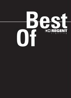 Katalog: Regent Lighting Best Of 2011