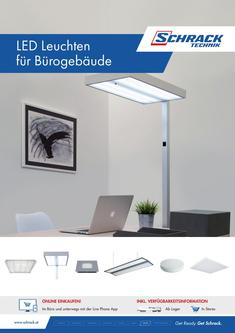 LED Büroleuchten 2017