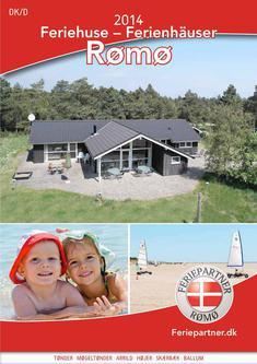 Ferienhäuser Römö 2014