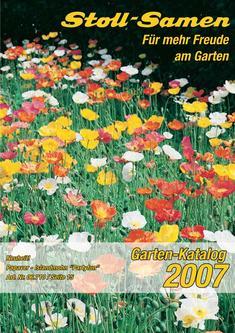 Garten Frühjahr 2007