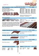 pvc platten in dach 2009 von holz trat. Black Bedroom Furniture Sets. Home Design Ideas