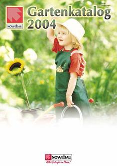 Nowebau Gartenkatalog 2004