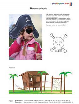 Themenspielplatz Piraten 2010