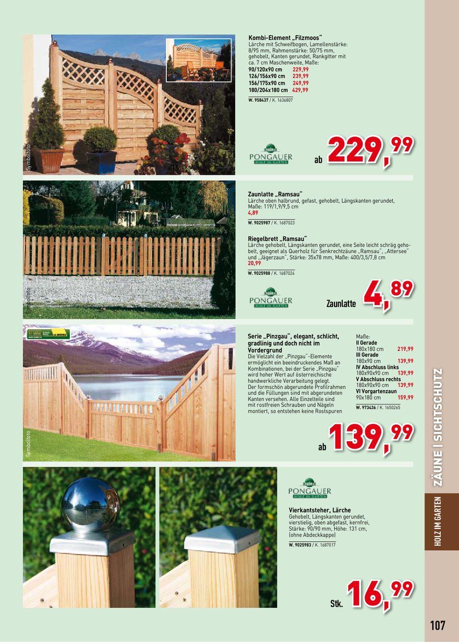 Seite 2 Von Holz Im Garten 2009