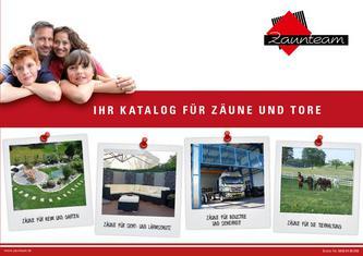 Zäune und Tore 2012 (Deutschland)