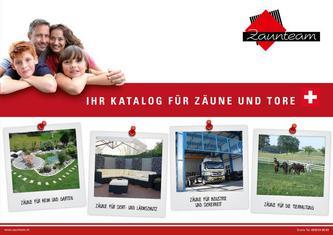 Zäune und Tore 2012 (Schweiz)
