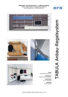 regale kataloge. Black Bedroom Furniture Sets. Home Design Ideas