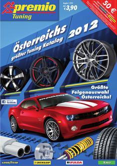 Tuning & Autozubehör für alle Marken 2012