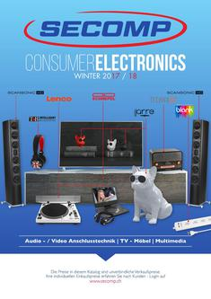 SECOMP Consumer Electronics Ausgabe Winter 2017/2018