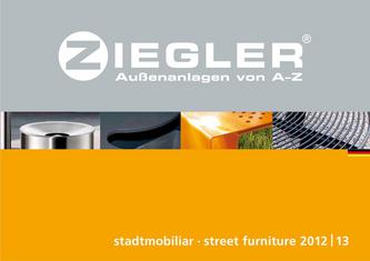 Stadtmobiliar ∙  street furniture 2012 l 13