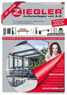 ZIEGLER Handbuch 2013 – 2