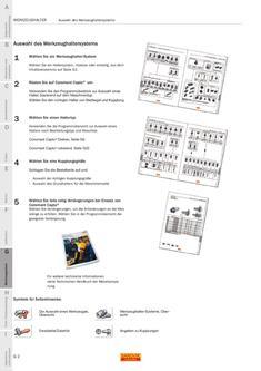 Werkzeugsystem 2009