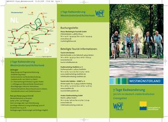 7 Tage Radwanderung Westmünsterland