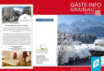 Gäste-Info Winter 2013 / 2014