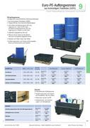kunststoff fass 200 l in logistik und betriebseinrichtungen 2010 von haneu. Black Bedroom Furniture Sets. Home Design Ideas