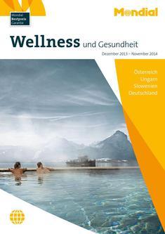 Wellness und Gesundheit gültig von Dezember 2013 – November 2014