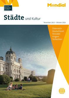 Städte und Kultur gültig von November 2013 – Oktober 2014
