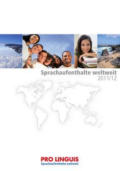 Sprachaufenthalte Weltweit 2011/2012