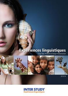 Expériences linguistiques 2013/2014 (Französisch)