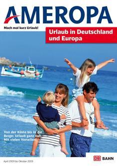 Urlaub in Deutschland und Europa 2009
