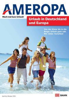 Urlaub in Deutschland und Europa 2010