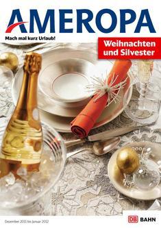 Weihnachten und Silvester 2011/2012