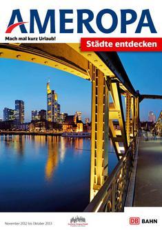 Städte entdecken 2012/13