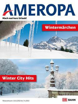 Wintermärchen City Hits 2012/13